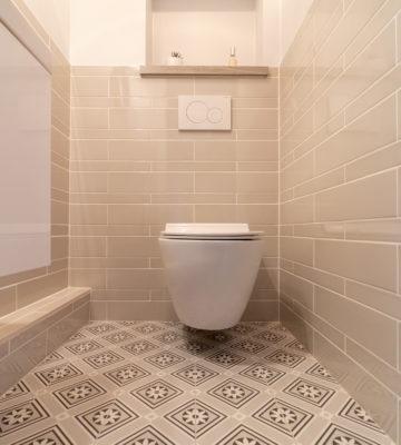 wc apres rénovation metro ciment